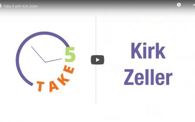 Take 5 with #MyCorona Producer Kirk Zeller