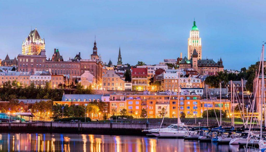 Credit Quebec City Tourism