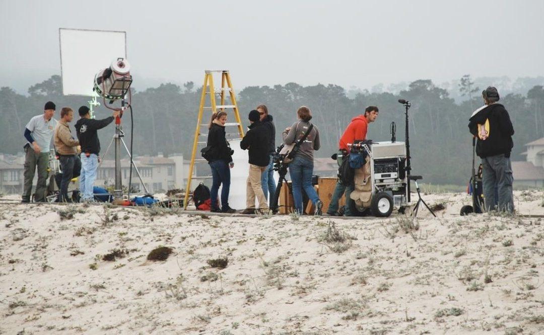 Monterey Film Set